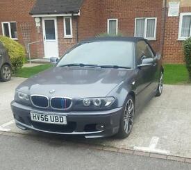 BMW 318ci M Sport convertible. Bargain price £2960