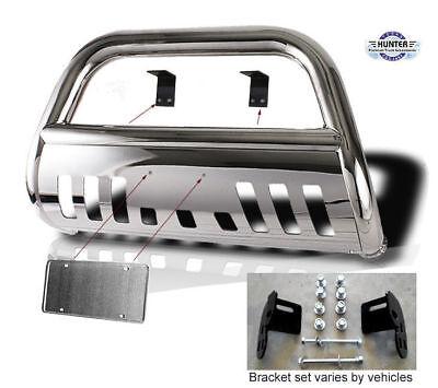 Cruiser Bull Bar - 2007-2017 Toyota FJ Cruiser Push Bull Bar in Stainless Steel OPEN BOX