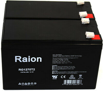 12v 7Ah SLA rechargeable replacement battery for UPS Best Power LI 750   (Best Rechargeable Battery Pack)