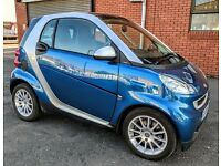 SMART FOR TWO PASSION 71 AUTO - 2008 - LOW LOW MILES 19,000 - IMMACULATE