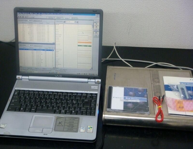 Finisar Rx-108p-sata-f Ata/atapi6 3gbps Bus Analyzer