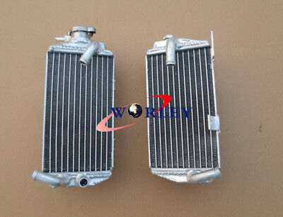 For Honda CRF250R CRF250R CRF250 2014 2015 15 14 Aluminum Alloy Radiator