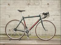1990s Eddy Mercx Flyer - Palm Edition - Road Bike Geared - Fixed Fixie Single Speed Tour Campagnolo