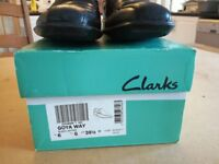 "CLARKS ""GOYA WAY"" MENS SHOES"