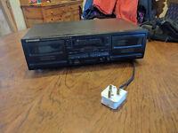 CT-W205R Cassette Deck