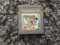 Super Mario Land 6 golden coins original game boy cartridge £5 + P+P