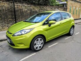 FORD FIESTA STYLE+ 1.3 PETROL 5dr - SERVICE HISTORY