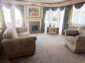 One of the most spacious caravans available - Comnplete with ensuite and your own bath!