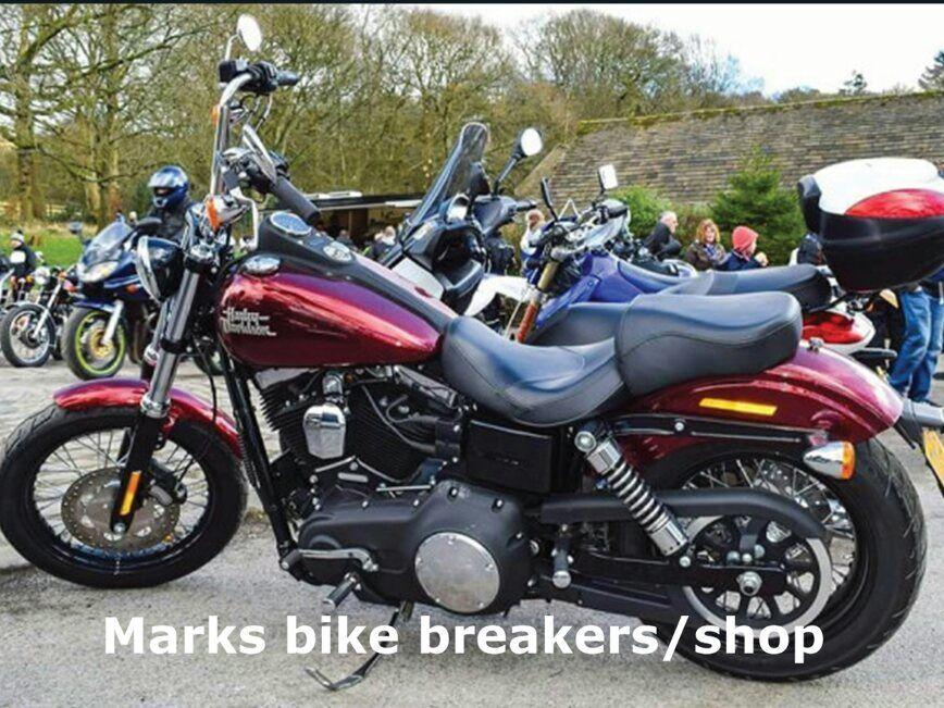 Marks bike breakers/shop