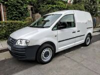 VOLKSWAGEN CADDY 2007 1.9 SDI - NO VAT
