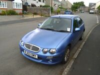 Rover 25 - Low Millage - Good Condition - £250 ono