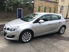 Vauxhall astra automatic 2012 diesel top Condition