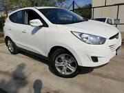 2013 Hyundai IX35 ACTIVE (FWD) LM MY14 Auto Wagon REGO & RWC INC Moorabbin Kingston Area Preview