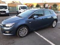 Vauxhall Astra 1.4 2014 Low 21,000 miles Quick sale