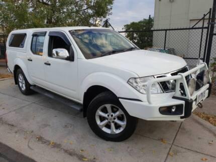 2011 Nissan Navara ST-X (4x4) D40 MY12 SERIES 4 TD Auto D/Cab Ute Moorabbin Kingston Area Preview
