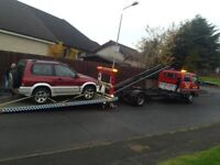 Car Recovery & servicing in Glasgow and Lanarkshire