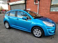 CITROEN C3 VTR+ 2011 1.4 HDI - ONE OWNER - IMMACULATE - £20 ROAD TAX - LOW INSURANCE