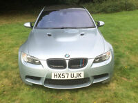 HUGE SPECIFICATION 2008 BMW M3 it is a superb machine