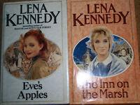 Lena Kennedy hardback books