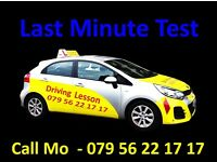 Driving Test or Fast Track Driving