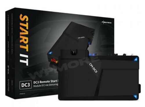 Firstech Compustar FT-DC3-LC Remote Start IT Controller Kit CM-DC3 CS4905-S
