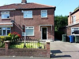 3 bedroom semi detached house in sought after area of fenham