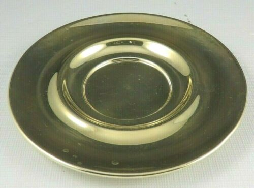 Cartier Sterling Silver Saucer