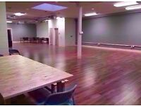 Versatile LARGE 568sqft Studios w/ HighCeiling Ideal for Creative Professional -24/7 Access!!