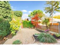 LARGE THREE DOUBLE BEDROOM GDN FLAT.. SIMPLY STUNNING. AVAIL NOW!! SEE PICS THEN CALL 0208 459 4555