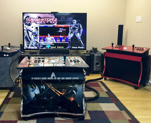 Custom Arcades, Pinball and DIY Kits