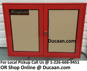 NEW Snap-On Plexiglass Wall Cabinet Tool Box - For Puller Set--