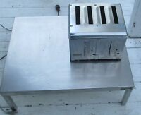 grille-pains Toastmaster 240 volts