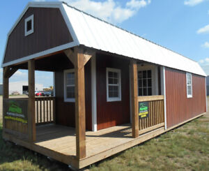 Ready To Move Cabins - Customize Yours Today!