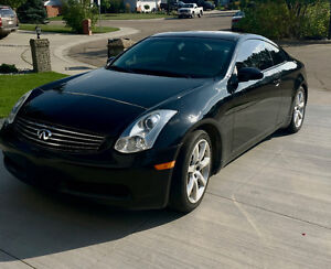 2006 Infiniti G35 Coupe (2 door)