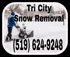 Free quote tri city snow removal. Best prices in town