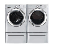 Professional Installation of Washers and Dryers
