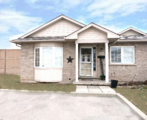 End Unit Bungalow in Beautiful Grimsby