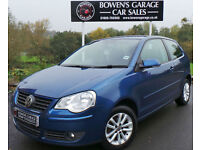 2006 (56) VOLKSWAGEN POLO 1.2 S (64) 3DR - 2 OWNERS - FULL S/HISTORY - NICE SPEC