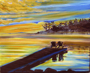Paint Group of Seven Style London Ontario image 5