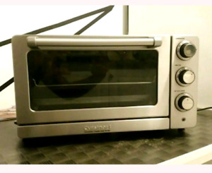 Cousinart Convention Toaster Oven Broiler