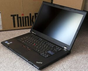 "Lenovo ThinkPad 15.6"" LED Screen Intel Core i5 Windows 7 Laptop"