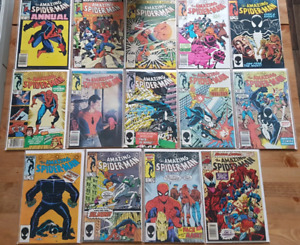 Marvel Amazing Spider-Man Comic Book Collection
