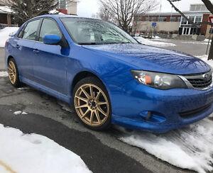 2009 Subaru Impreza Sport Sedan