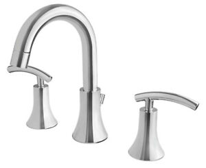 Ultra Faucets 2-Handle Bathroom Faucet - Chrome, New