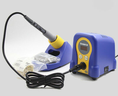 Canada Hakko FX-888D CND Duty Paid FX888D-29BY Digital Soldering Station