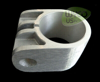 1.50 Clamp Handle Tube Aluminum Clarke 502040 Fm Floor Machinessanders 15b4