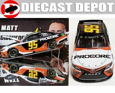 MATT DIBENEDETTO 2019 PROCORE 1/24 SCALE  ACTION COLLECTOR NASCAR DIECAST  (Matt Scale)