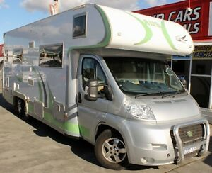 2009 FIAT DUCATO OPTIMUM AUTO DIESEL MOTORHOME Cannington Canning Area Preview