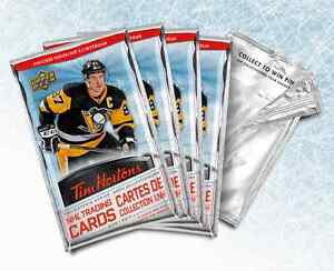 ★ ★ ★ TIM HORTONS NHL TRADING CARDS - 2016-17 - DOUBLES ★ ★ ★
