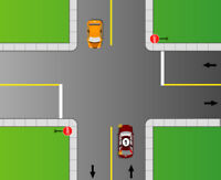 GET 50 MIN DRIVING LESSON BEFORE SAAQ ROAD TEST